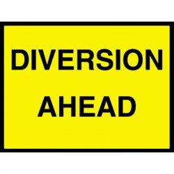 Diversion Ahead